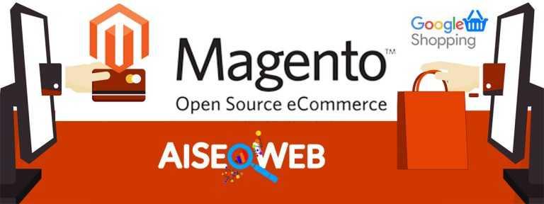 Magento SEO - sklepy internetowe