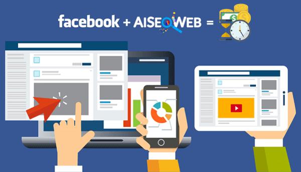 Reklama na facebooku - AISEOWEB