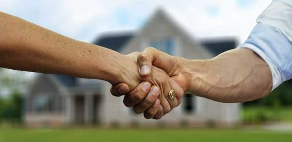 Sprzedaż nieruchomości