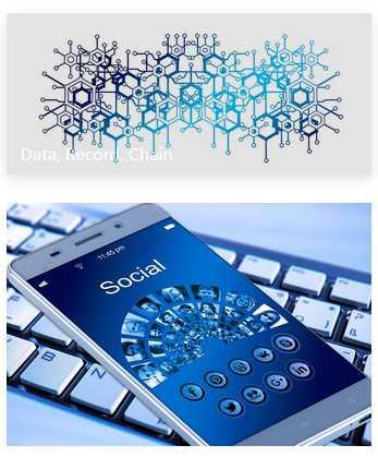 Finanse i bankowość - Social media