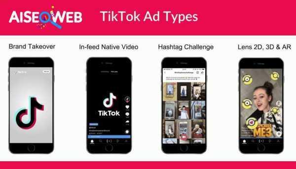 Reklama TikTok